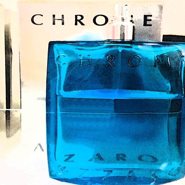 chrome edges