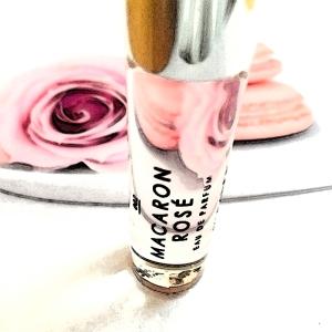 macaron rose edgy