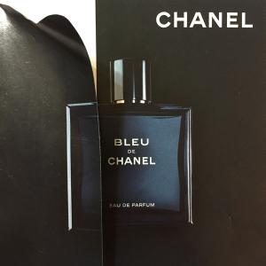 Bleu De Chanel Kira A Gold