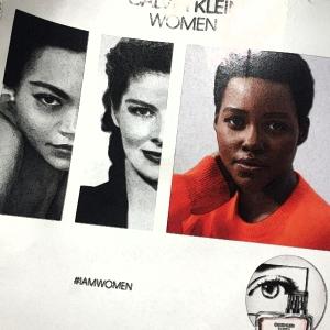 Calvin Klein Women edges
