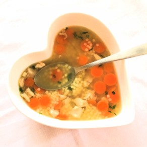 soup heart crash