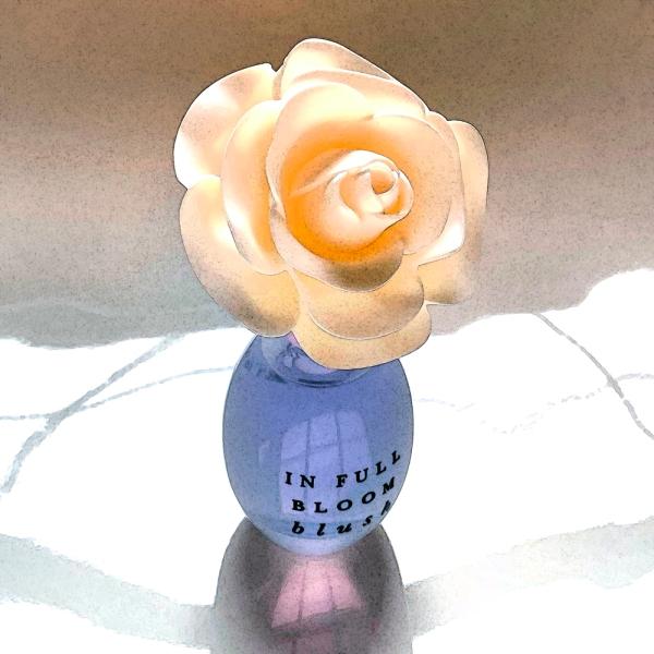 in full bloom blush
