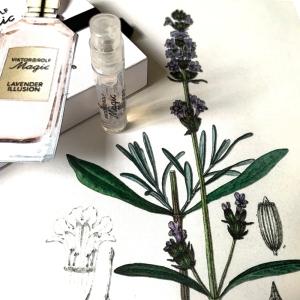 lavender illusion edge